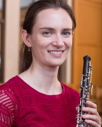 Mary Lynch, oboe