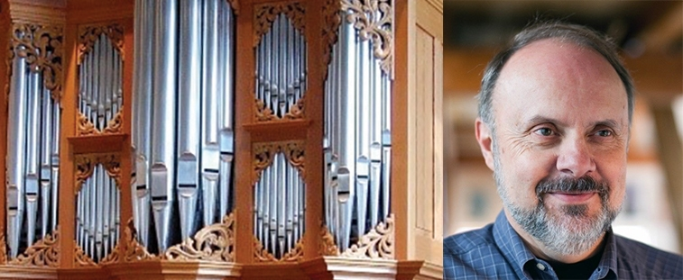 Paul B. Fritts and Littlefield organ