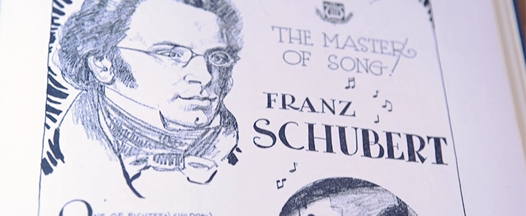 Schubert book
