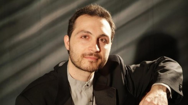 Guest pianist Antonio Pompa-Baldi (Photo: Courtesy the artist)