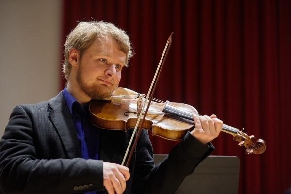 Baroque Ensemble soloist