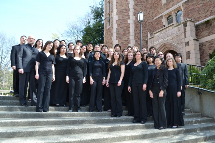 Chamber Singers & University Chorale