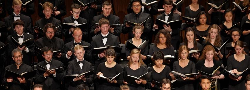 UW Choir Singers