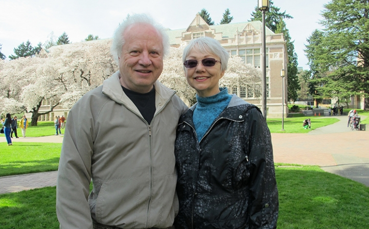 Tom and Cheryl Collier