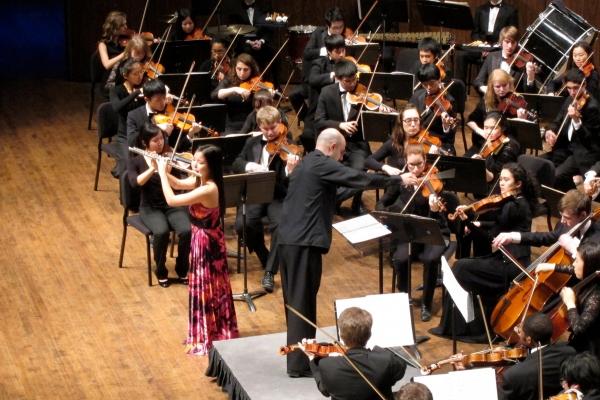 Zoe Funai, Concerto Competition