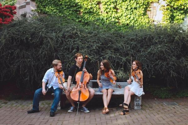 Daana Quartet 2016-17