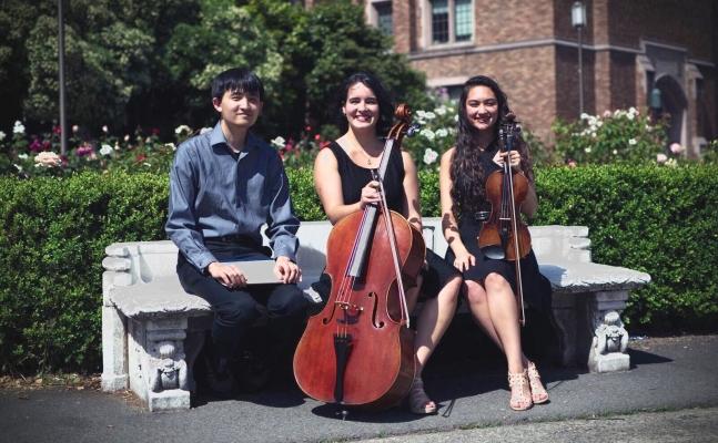 Daisha, a UW Music 2017 Scholarship Chamber Group