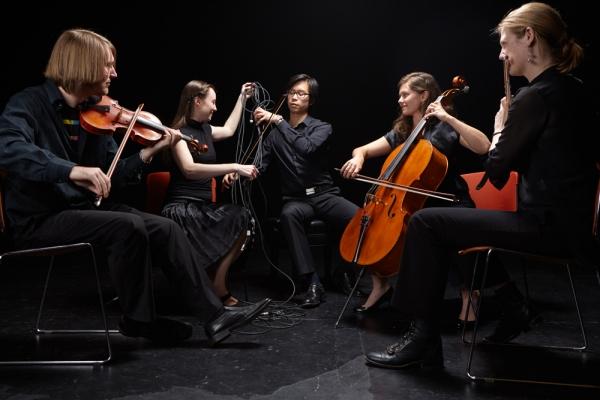 Inverted Space, Modern Music Ensemble