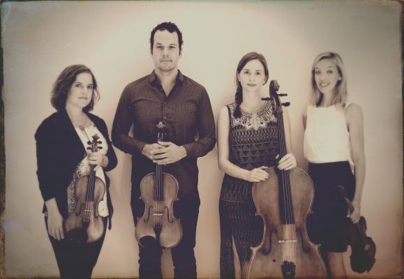 Mivos Quartet