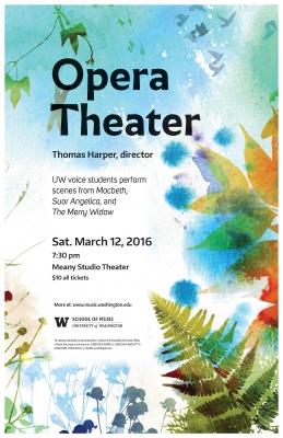 Winter 2016 Opera Theater poster image