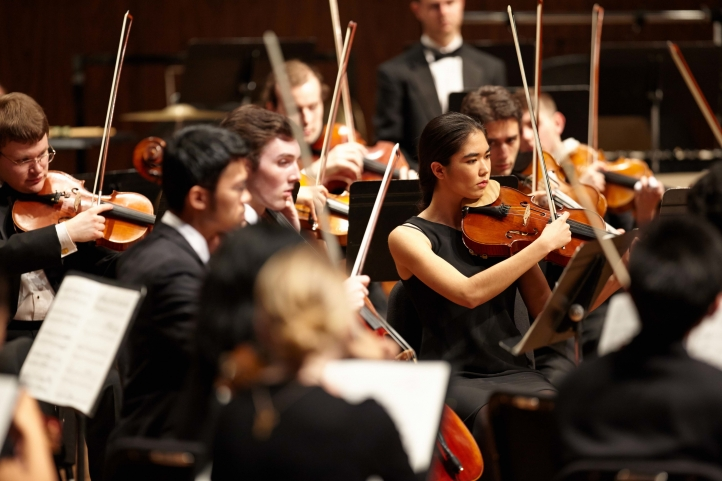 The University Symphony performs its final concert of the 2013-14 season on June 7 at Meany Theater.