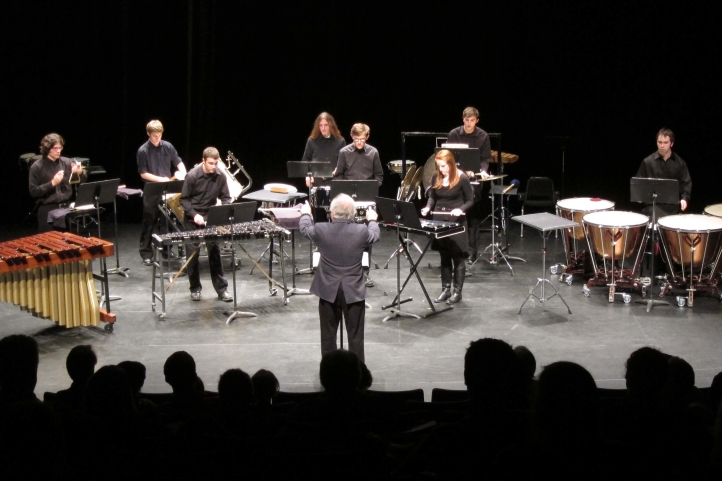 UW Percussion Ensemble