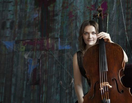 Faculty cellist Saeunn Thorsteinsdottir