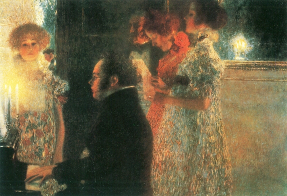 Schubert painting