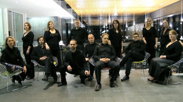 Solaris Vocal Ensemble (Photo: Joanne DePue)