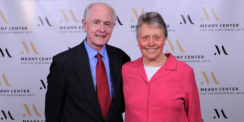 Steve and Sylvia Burges