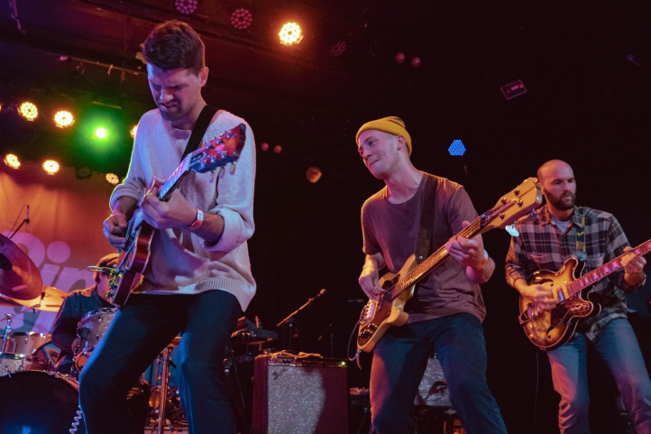 Seattle R&B/soul/pop band The Dip (photo: Abi Kalkura)