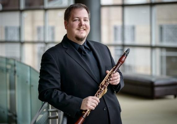 Ben Lulich, clarinet