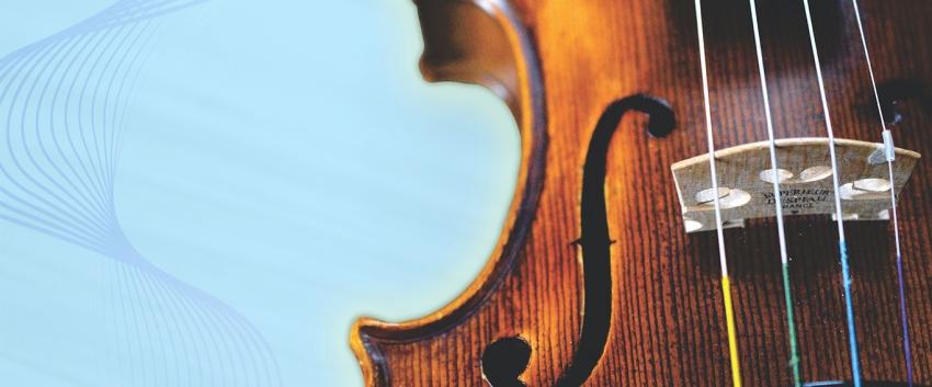 violin graphic