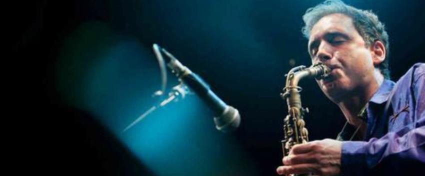 Andrew D'Angelo, Alto Saxophone