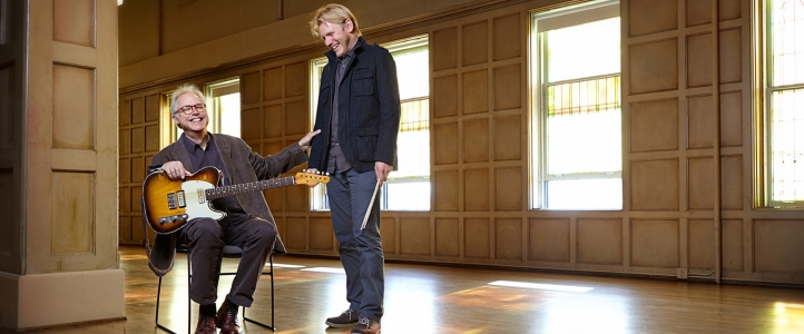 Bill Frisell and Ted Poor