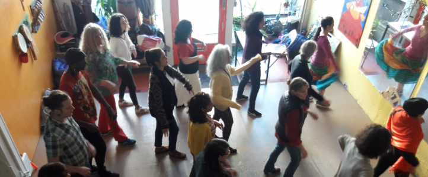 Ethno: Bomba dance workshop