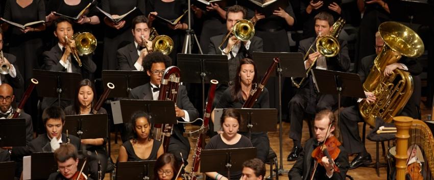 UW Symphony Brass and Woodwinds