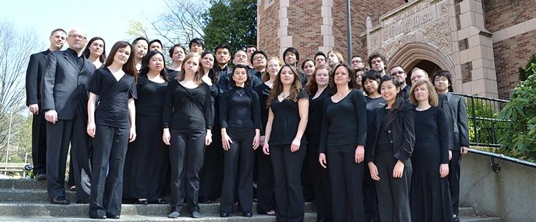 University of Washington Chamber Singers Ensemble