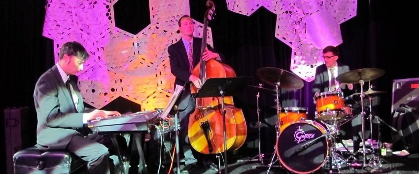 jazz combo at Husky Fest