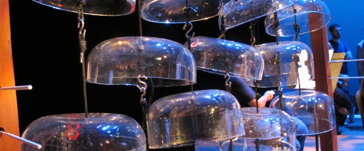 Harry Partch's Cloud Chamber Bowls