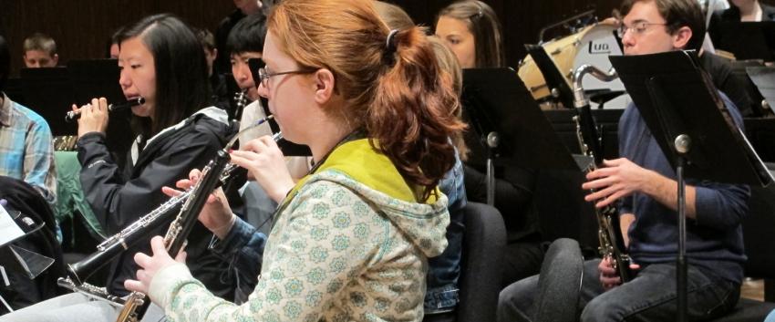 UW Concert Band Ensemble