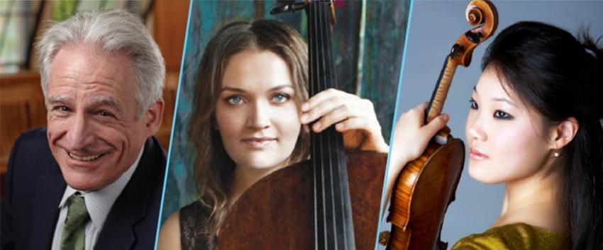 Craig Sheppard,Sæunn Thorsteinsdóttir, Rachel Priday Faculty Concert