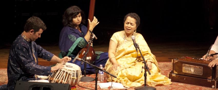 Srivani Jade - Annual Ethnomusicology Visiting Artists Concert 2013