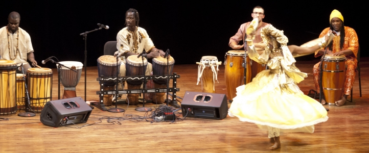 Thione Diop - Annual Ethnomusicology Visiting Artist Concert 2013