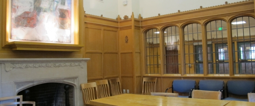 Fishbowl, Music Building Room 101