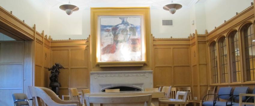 Fishbowl Room, Music Building Room 101