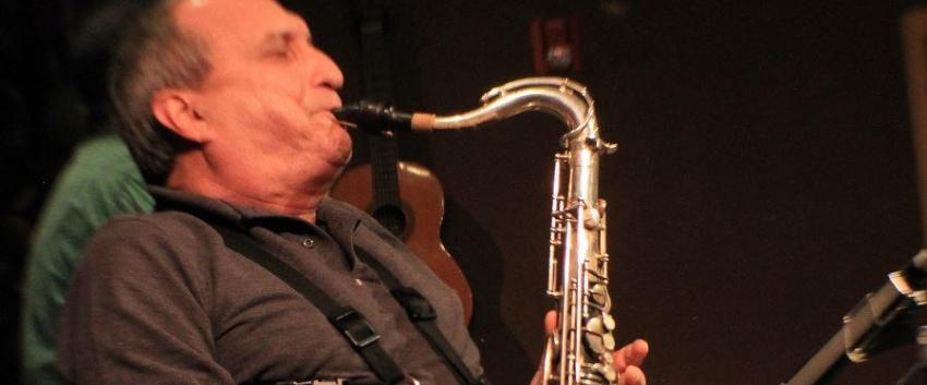 George Garzone, saxophone