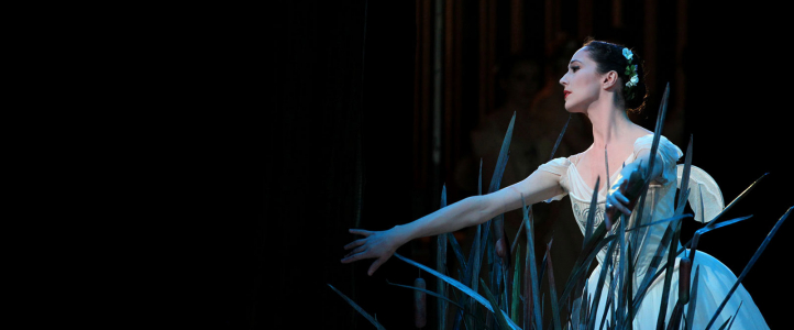"Pacific Northwest Ballet and the School of Music are collaborating on a symposium exploring the ballet ""Giselle"" (Photo: courtesy Pacific Northwest Ballet)."