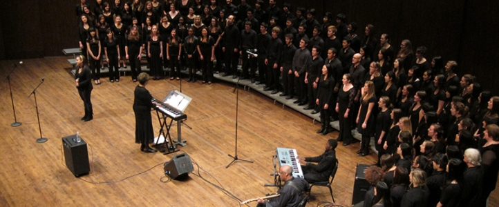 University of Washington Gospel Choir Ensemble
