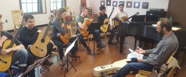 UW Summer Guitar Camp