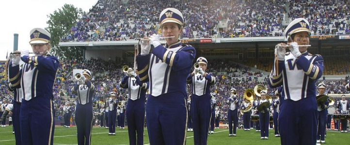 UW Husky Marching Band