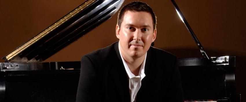 Jeremy Samolesky, piano