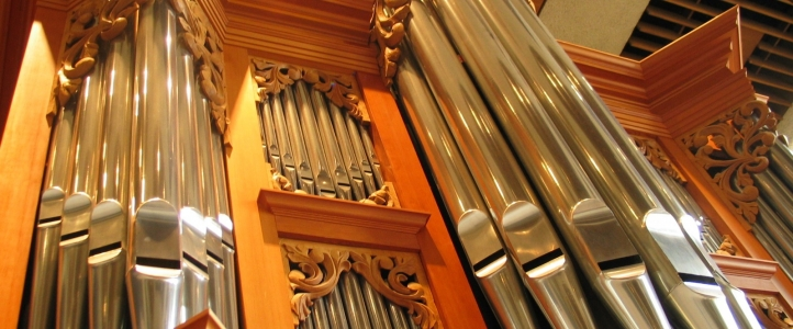 Pipe organ lessons
