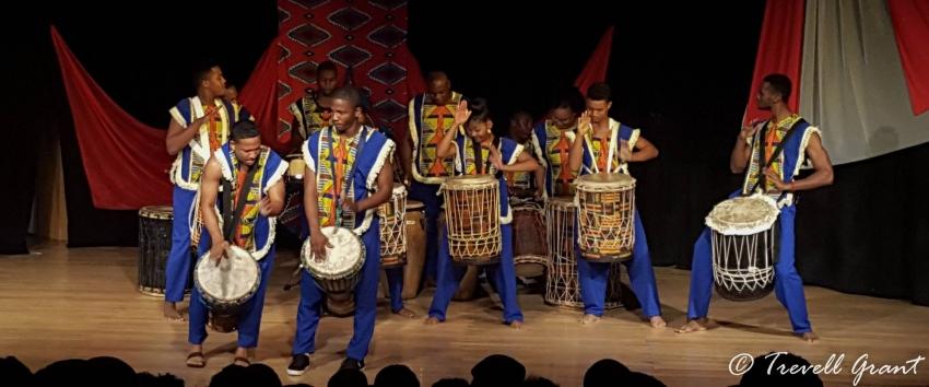 Malick Folk Performing Company (photo: Travell Grant)