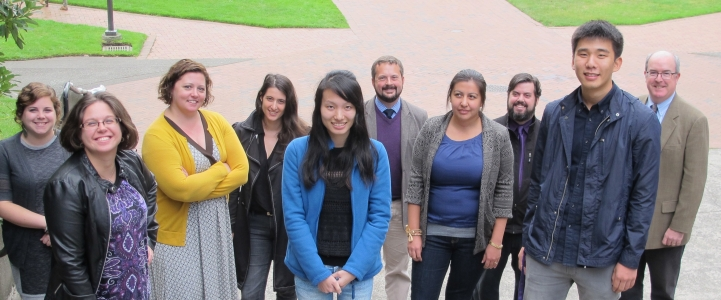 Music Education faculty and students from the Laboratory for Music Cognition, Culture & Learning (MCCL)