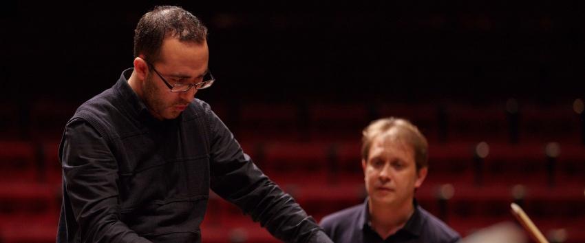 Orchestral conducting at the University of Washington