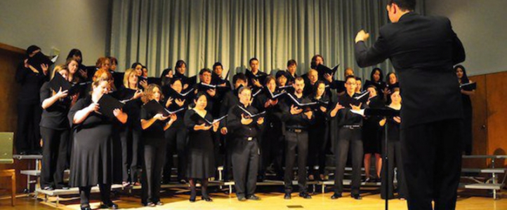University of Washington Recital Choir Ensemble