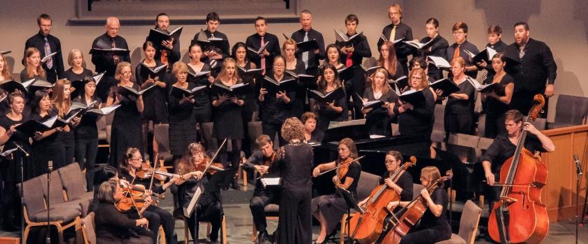 UW Recital Choir