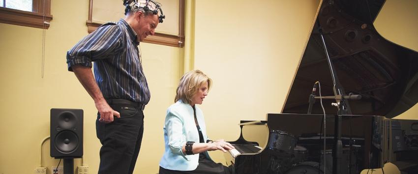 Renee Fleming visits DXARTS