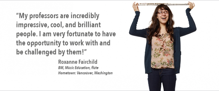 Roxanne Fairchild music education quote